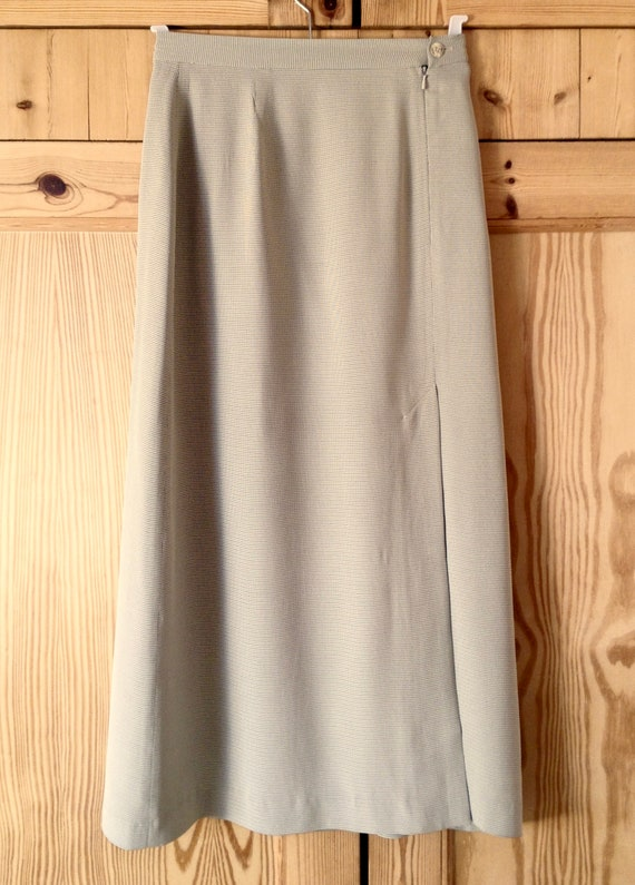 Jeff Banks Vintage Maxi Skirt Size 10