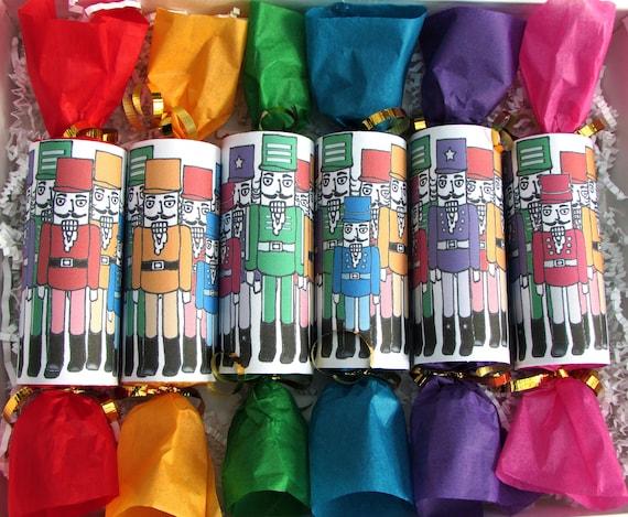 Crackers di Natale Schiaccianoci