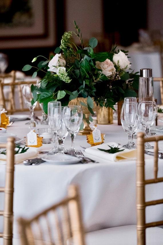 Messing Antik Gold Sockel Vase Hochzeit Blumen Herzstuck Etsy