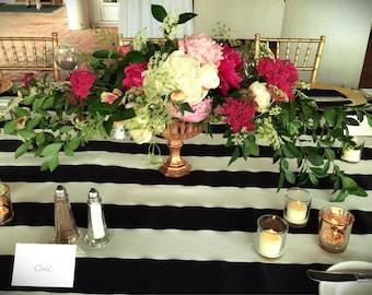 gold vase wedding vase mercury glass gold mercury glass gold distressed vase round vase floral vase gold candleholder wedding decor