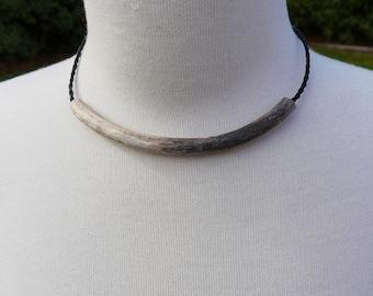 Driftwood choker - Natural - Eco friendly - Driftwood jewelry - Driftwood neckalce
