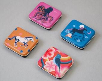 Polka Dot Tea Fabrics