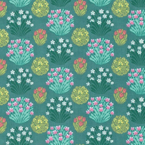 Amy Butler Splendor -- Fat Quarter of Zen Garden in Sage