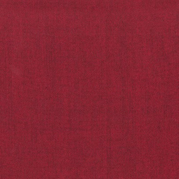 Fat Quarter - Artisan Cotton -Red/Dark Red - Another Point of View for Windham - 40171-61