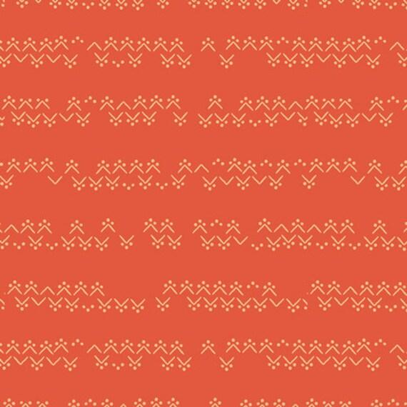Lugu by Jessica Swift for Art Gallery Fabrics - Fat Quarter of Tekstiil Emberglow