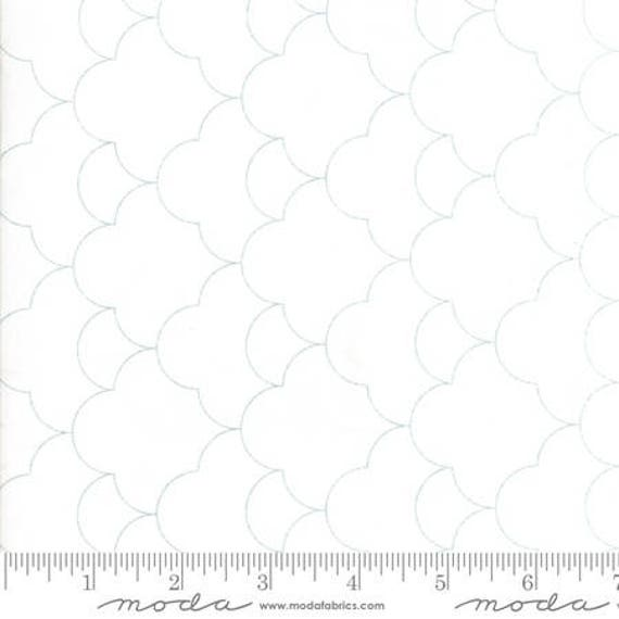 Moda Thrive Composed in Off White Mist (1090311) by Natalia and Kathleen -- Fat Quarter