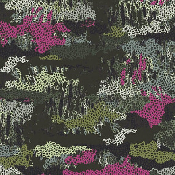 Esoterra by Katarina Rocella for Art Gallery Fabrics - Camouflage in Mimicries
