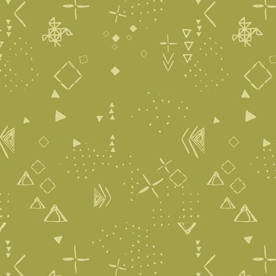 Matchmade by Pat Bravo for Art Gallery Fabrics - Thoughts in Foliage