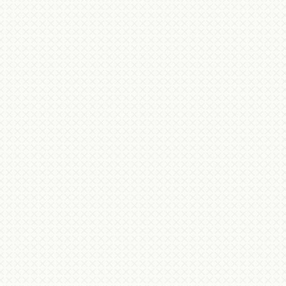 Cross Stitch by Alison Glass -- Fat quarter of Cross Stitch in White  - A9254-L