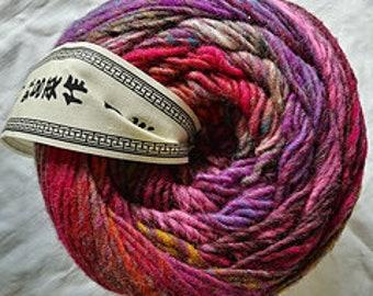 "NORO Ito (31) ""Tachikawa"" - 200g - 100% Wool- Aran / 10 ply (8 wpi)"