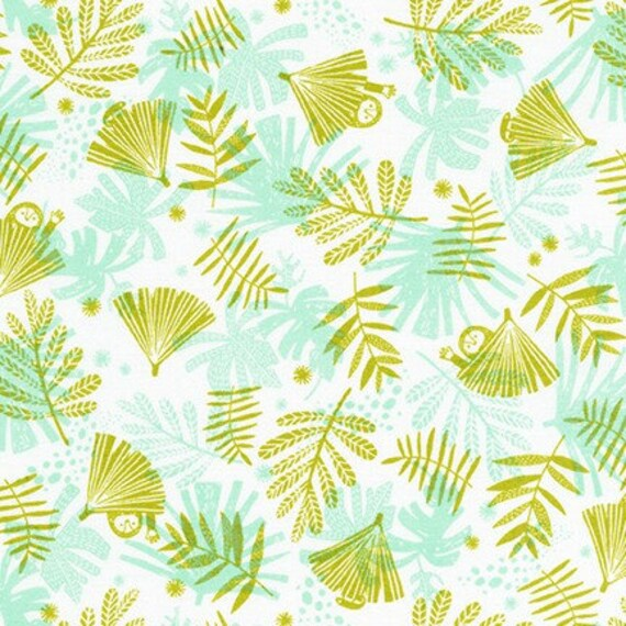 Robert Kaufman -       AIL-19558-375 SPROUT by Hello!Lucky from Wild and Free - Fat Quarter