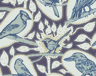 Sweet Dreams by Anna Horner for Free Spirit Fabrics - Cacophony in Dusk