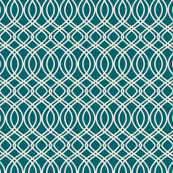 Bloomsbury by Bari J for Art Gallery Fabrics -  Fat Quarter of Knotted Trellis Spearmint