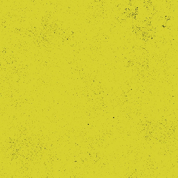 Spectrastatic 2 by Guicy Guice for Andover Fabrics - Fat Quarter in Chartreuse - A9248-V