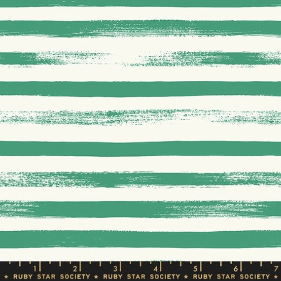 Pop and Zip. -- Zip in Emerald Green (RS100517) by Ruby Star Society for Moda -- Fat Quarter
