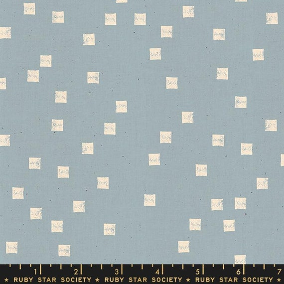 Add It Up and Alma by Alexia Marcelle Abegg -- Ruby Star Society Fabric, RS4004-20 Fat Quarter of Alma Field Sky