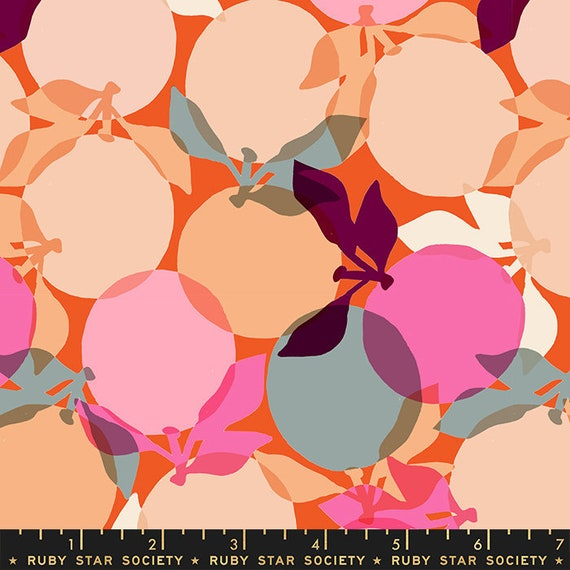 Clementine in Sunrise (RS000614) by Ruby Star Society for Moda -- Fat Quarter