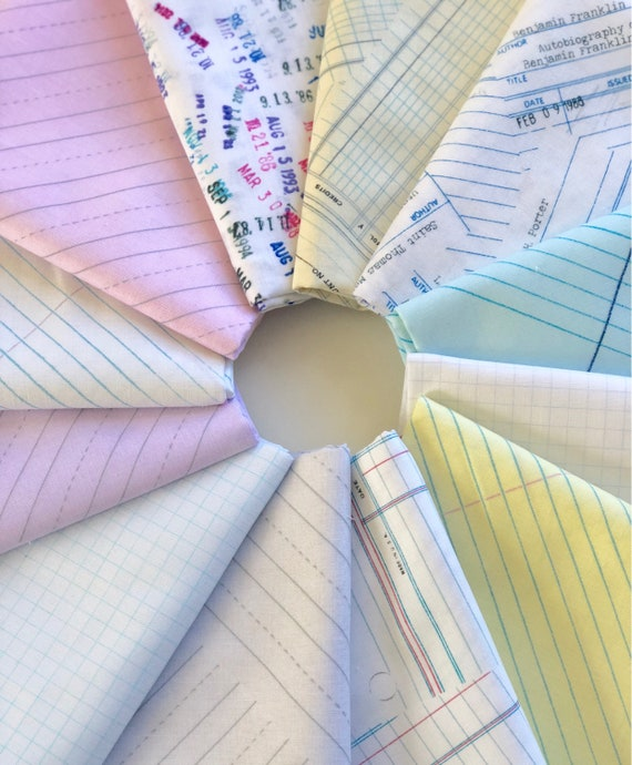 Jot by Heather Givans for Windham Fabrics  - Fat Quarter Bundle of 12