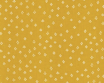 Heirloom Handkerchief in Butter (RS4030 17) by Alexia Marcelle Abegg for Ruby Star Society -- Fat Quarter