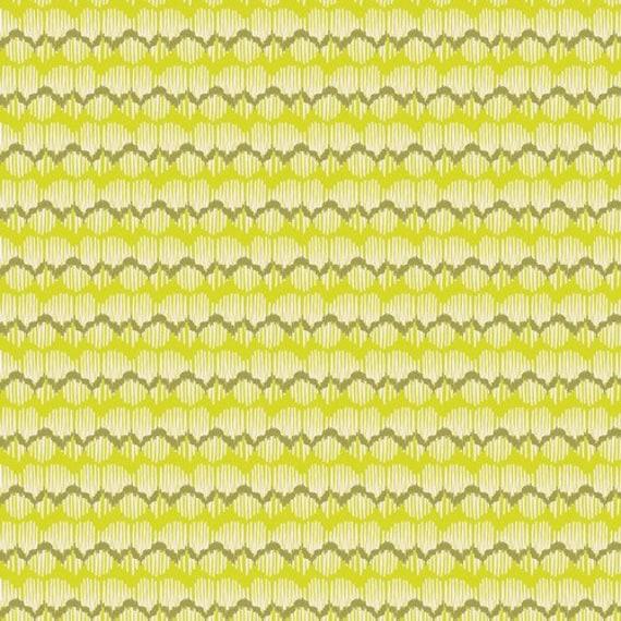 Virtuosa by Bari J. for Art Gallery Fabrics -  Fat Quarter of Harmonious Act in Citrus