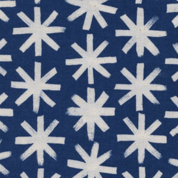 SS Bluebird by Cotton and Steel - Fat Quarter- Plink Plink in Natural
