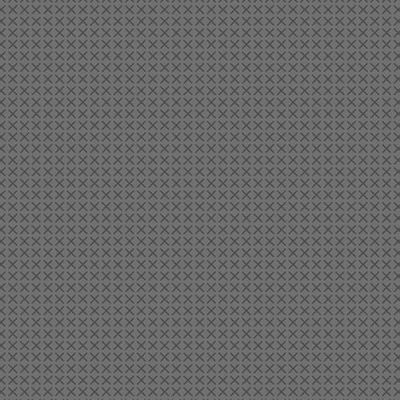 Cross Stitch by Alison Glass -- Fat quarter of Cross Stitch in Stone - A9254-C