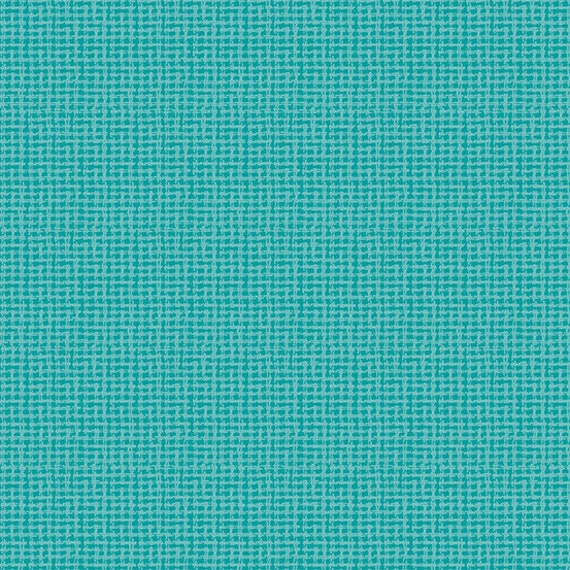 Entwine by Guicy Guice for Andover Fabrics - Fat Quarter of Intersect in Light Teal