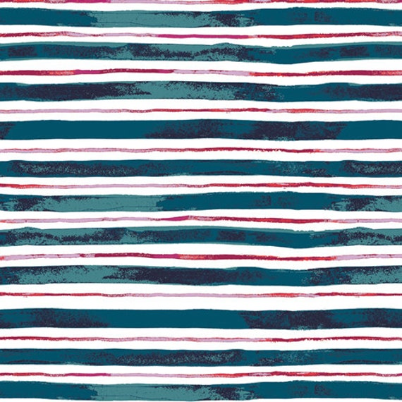 Aquarelle by Katarina Rocella for Art Gallery Fabrics - Gestural Lines