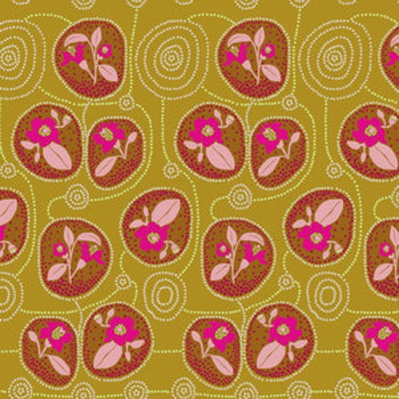 Sweet Dreams by Anna Horner for Free Spirit Fabrics - Native in Scotch