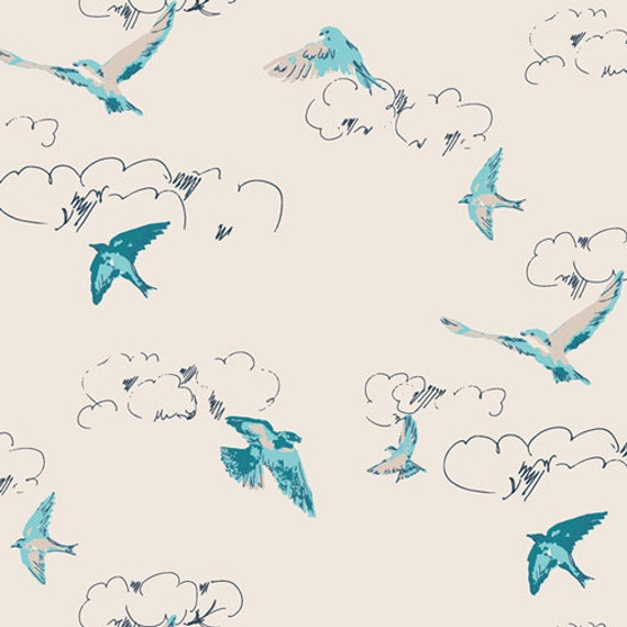 Everlasting by Sharon Holland for Art Gallery Fabrics -  Fat Quarter of Summers Dance