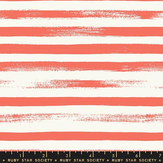 Zip in Tangerine Dream by Rashida Coleman Hale -- (RS1005-41) Ruby Star Society for Moda -- Fat Quarter