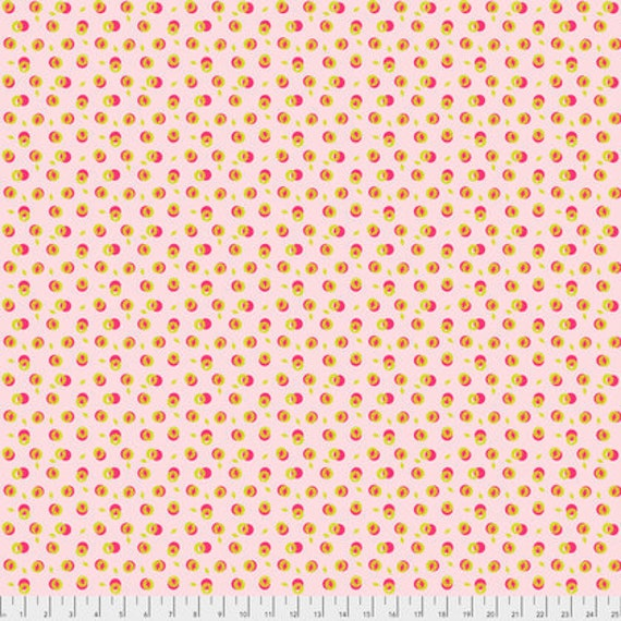 Passion Flower by Anna Horner for Free Spirit Fabrics - Keys in Pink