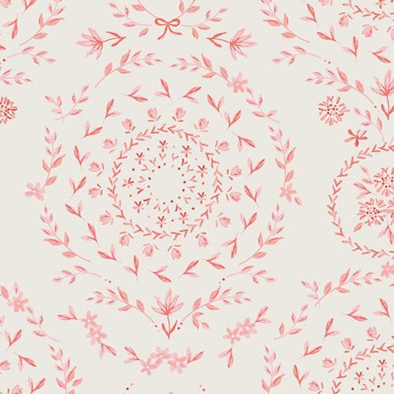 Sonata by Amy Sinibaldi for Art Gallery Fabrics - Eidelweiss in Joy