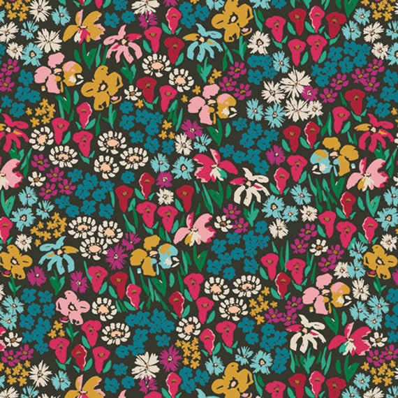 The Flower Society for Art Gallery Fabrics - Bloomkind Meadow - Fat Quarter