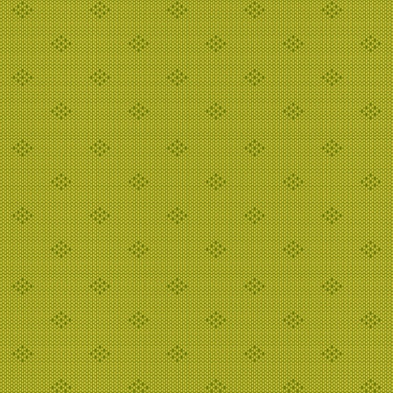 Entwine by Guicy Guice for Andover Fabrics - Fat Quarter of Intersect in Lime