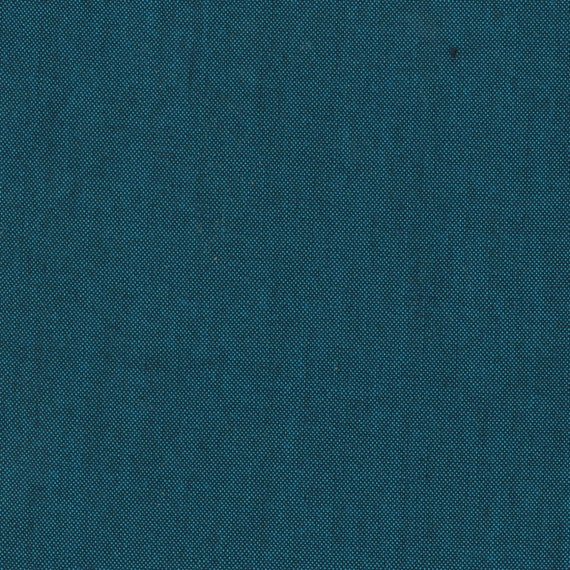 Fat Quarter - Artisan Cotton - Navy/Cyan - Another Point of View for Windham - 40171-58