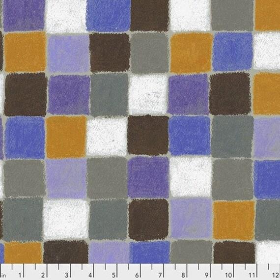 Keiko Goke's Wonderland for Free Spirit Fabrics -- Fat Quarter of Tiles in Multi