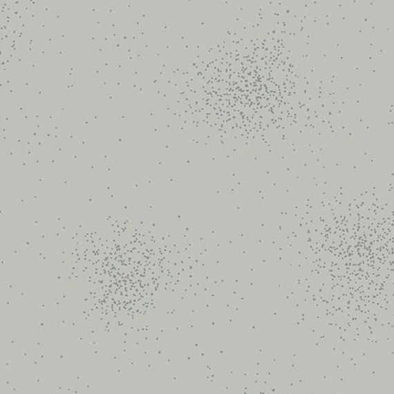 Greatest Hits Volume 1 by Libs Elliot for Andover Fabrics - Spray in Grey - Fat Quarter