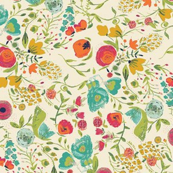 Abloom Fusion by Art Gallery Fabrics - Buquette in Abloom