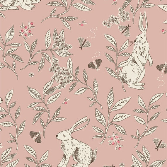 Meriwether by AGF Studio-  Fat Quarter of Cottontail Explore