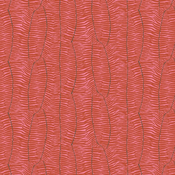 Boscage by Katarina Rocella for Art Gallery Studio-  Fat Quarter of Shifting Fronds