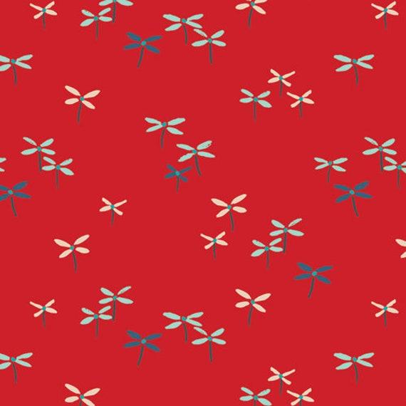 Everlasting by Sharon Holland for Art Gallery Fabrics -  Fat Quarter of Flutter Buds