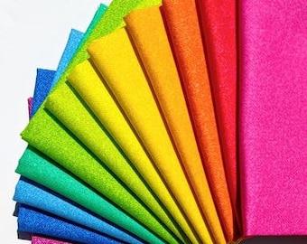 Phosphor by Libs Elliot for Andover Fabrics -  Fat Quarter Bundle of 12