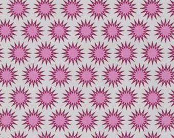Paintbox Basics by Elizabeth Hartman for Robert Kaufman Fabrics - Anemone in Cerise - Fat Quarter