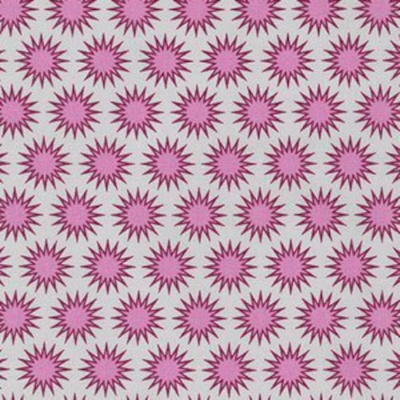 Paintbox Basics by Elizabeth Hartman for Robert Kaufman Fabrics - Anemone in Cerise - Fat Quarter