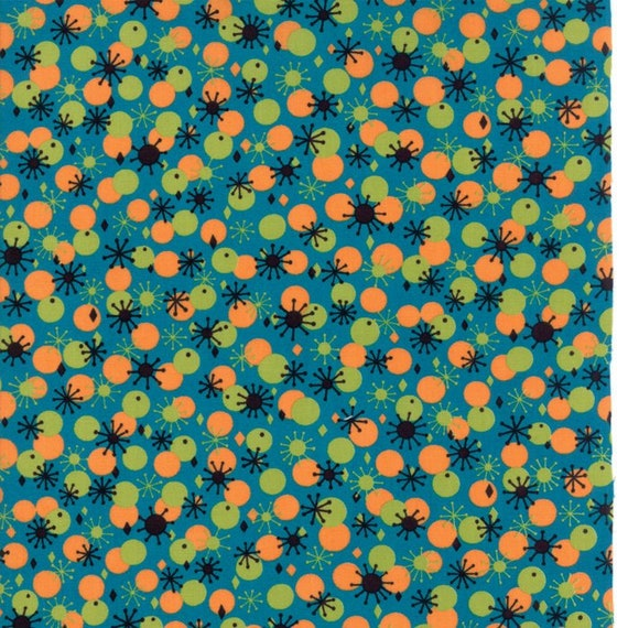 Moda Beach Road Atomic in Horizon (1813314) by Jen Kingwell -- Fat Quarter