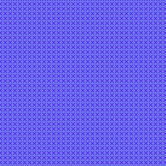 Cross Stitch by Alison Glass -- Fat quarter of Cross Stitch in Globe  - A9254-B