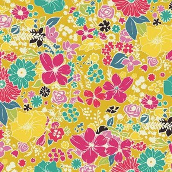 Abloom Fusion by Art Gallery Fabrics - Fashion Scent in Abloom