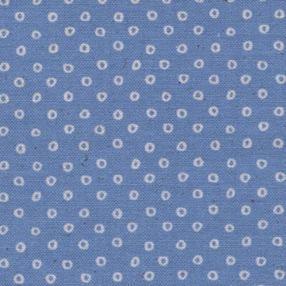 SS Bluebird by Cotton and Steel - Fat Quarter- Shibori in Sky Blue