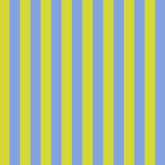 Fat Quarter Tent Stripe in Myrtle  - Tula Pink's All Stars Fabric for Free Spirit Fabrics